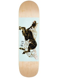 Welcome Goodbye Horses Teal Deck 8.5 x 32.25