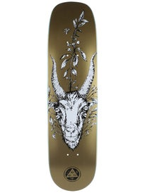 Welcome Goathead Gold Deck  8.0 x 32
