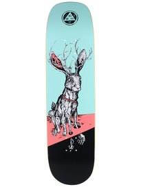 Welcome Help Mint Deck  8.0 x 32
