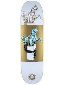 Welcome Heirophant White/Gold Deck  8.5 x 32.6
