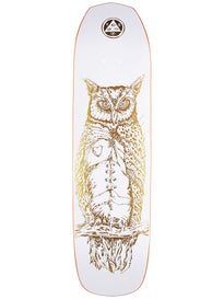 Welcome Heartwise White/Gold Deck 8.25 x 32