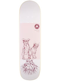 Welcome J-Lay Guest Model Deck  8.5 x 32.25