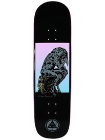 Welcome Sanchez Crinker Black Deck  8.8 x 32.88