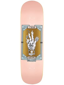 Welcome Sanchez Philosophers Hand Coral Deck 8.75x32.88