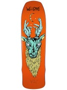 Welcome Lawrence Elk/Time Traveler Orange Deck 8.8x32.4