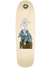Welcome Magic Bunny Yellow Deck 9.0 x 32.5