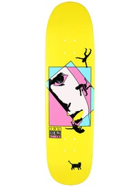 Welcome Miller Faces Yellow Dip Deck  8.5 x 32.88