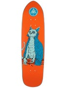 Welcome Owlcat on Squidbeak Salmon Deck  8.6 x 32.5