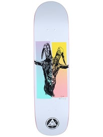 Welcome Phillip White Deck  8.0 x 32