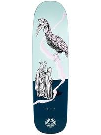 Welcome Lay Inferno Teal Deck 8.6 x 32.5