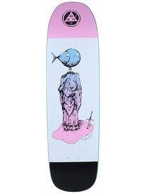 Welcome Lay Light-Headed Black/Pink/Wht Deck 8.6 x 32.5