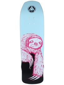 Welcome Sloth Blue/Black Deck  8.8 x 32.4