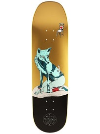 Welcome Rhiannon Gold Deck  8.75 x 32.8