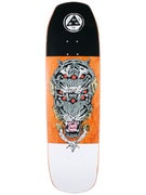 Welcome Triger Black/White Deck  9.0 x 32.4