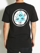 Welcome Talisman Tricolor T-Shirt