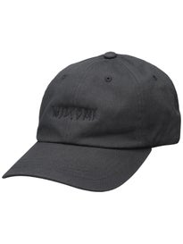 Welcome Tonal Scrawl Unstructured 6-Panel Hat