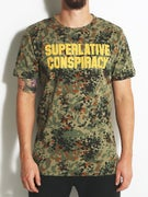 WeSC Flecktarn T-Shirt