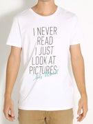 WeSC Warhol Quote T-Shirt