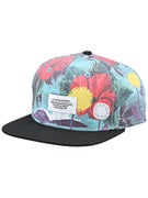 WeSC Sarek Hawaii Snapback Hat