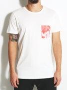 WeSC Sarek Hawaii Pocket T-Shirt