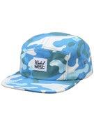 WeSC Warhol 5 Panel Hat