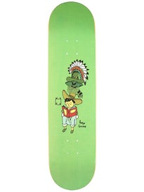 WKND Gillette Many Hats Deck  8.0 x 31.875