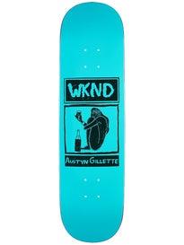 WKND Gillette Shy Cheers Deck  8.25 x 31.75