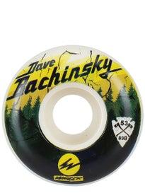 Wreck Dave Bachinsky Travel Wheels