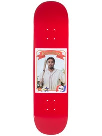 WKND Koston Trading Card Red LTD Deck  8.25 x 31.5