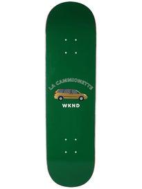 WKND La Camionnette Deck  8.5 x32.5
