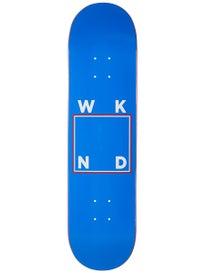 WKND Logo USPS Blue Deck  8.0 x 31.75