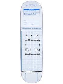WKND Scantron Deck  8.25 x 31.75