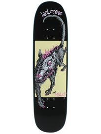 Welcome Miller Beast Black Deck  8.5 x 32.88