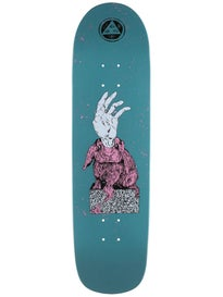 Welcome Magic Bunny Dark Teal Deck  8.38 x 32.25