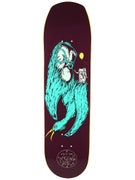 Welcome Raw Power Blackberry Deck  8.4 x 32.125