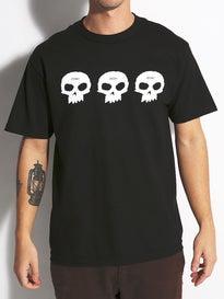 Zero 3-Skull T-Shirt