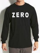 Zero Army Longsleeve T-Shirt