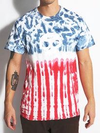 Zero Americana Single Skull Premium T-Shirt
