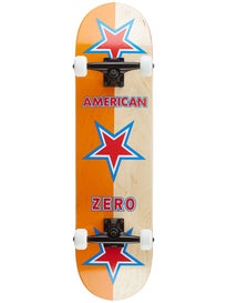 Zero Americn Zero Orange/Natural Complete  8.0 x 31.5
