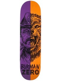 Zero Burman Alter Ego Deck  8.5 x 32.3