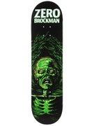 Zero Brockman Apocalypse Impact Light Deck 8.0x31.6