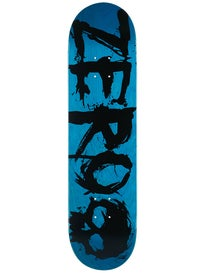 Zero Blood Black/Blue Deck 8.0 x 31.6