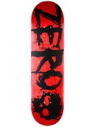 Zero Blood Black/Red Deck  8.25 x 31.9
