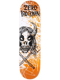 Zero Brockman Dark Ages Impact Light Deck  8.625 x 32.3