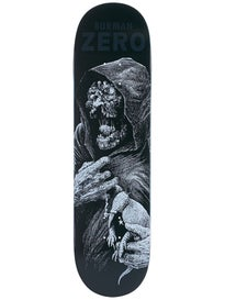 Zero Burman Faces Of Death Deck 8.375 x 31.9