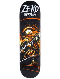 Zero Burman Fright Night Impact Light Deck 8.25 x 31.9