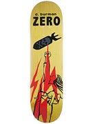 Zero Burman Propaganda Deck  8.625 x 32.3