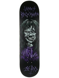 Zero Brockman Possessed Deck  8.25 x 31.9