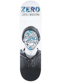 Zero Brockman Re-Portrait Deck  8.375 x 31.9