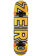 Zero Boserio Signature Bold Complete  7.875 x 31